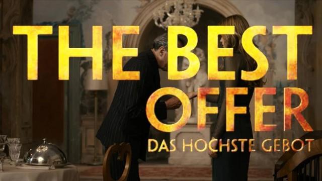 La migliore offerta – (2013)