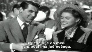 Ozloglasena – Notorious (1946) ceo film sa prevodom, Alfred Hitchcock HD