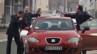 Tri policajca – Novi domaci film – Ceo domaci film