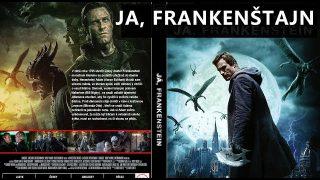 Akcioni film sa prevodom, fantazija – Ja, Frankenštajn (2014)